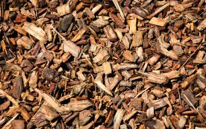 Wood chips have a C:N ratio of approx. 400:1